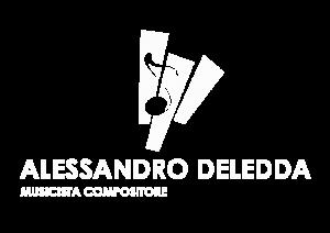 alessandrodeledda-logo-white